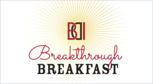 BDI Breakthrough Breakfast Logo